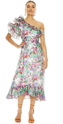 Talulah Better Together Midi Dress
