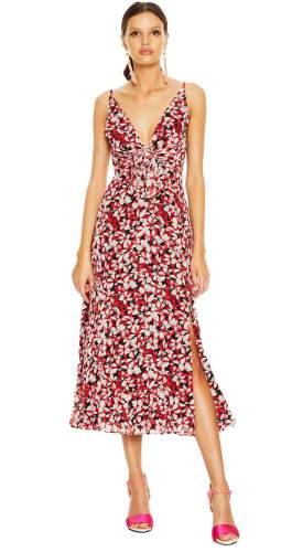 Talulah Cherry Bomb Midi Dress