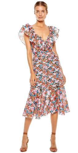 Talulah Cloud Nine Midi Dress