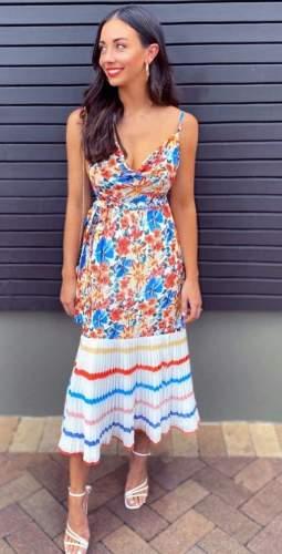 Talulah Merengue Midi Dress