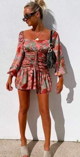 Finders Keepers Elisa Mini Dress