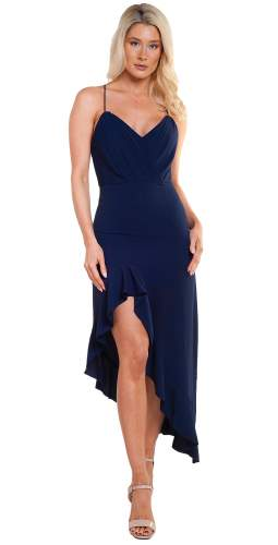 TwoSisters The Label Navy Morgan Dress