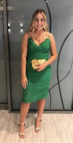 Bardot Sienna Lace Dress