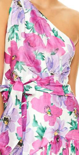 Talulah Floral My Lover Midi Dress