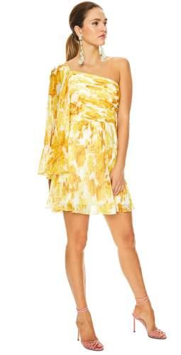 Talulah Yellow Sunshine Mini Dress
