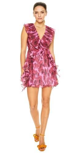Talulah Pink Rose All Day Mini Dress