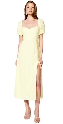 Bardot Sun Yellow Jacynta Dress