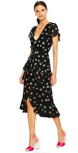 Talulah Revival Midi Dress