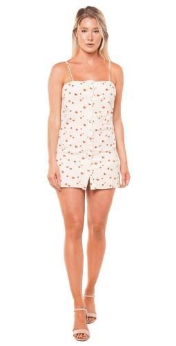 Seven Wonders Sweetheart Print Mini Dress