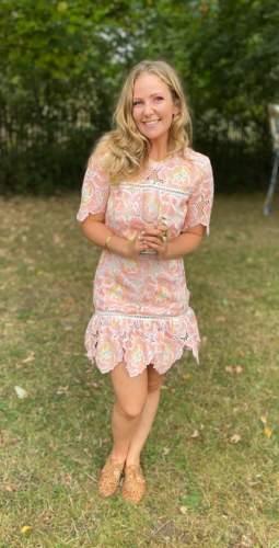 Saylor Huntyr Mini Dress