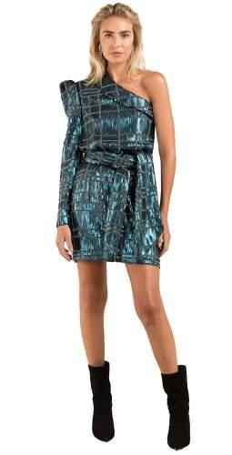 Misha Emerald Samara Dress