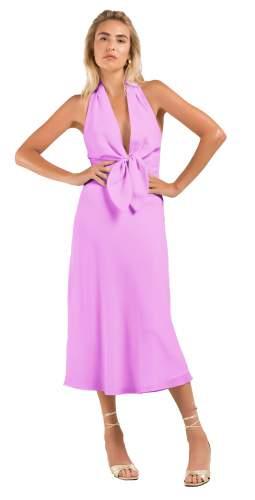 Misha Lavender Charmane Dress