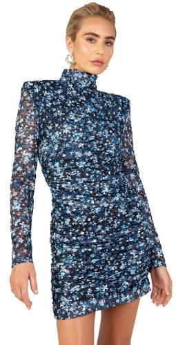 Misha Floral Print Kalina Dress