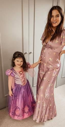 Ghost Rose Delphine Maxi Dress