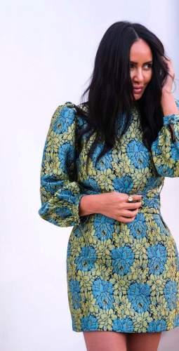 Elliatt Rosemary Mini Dress