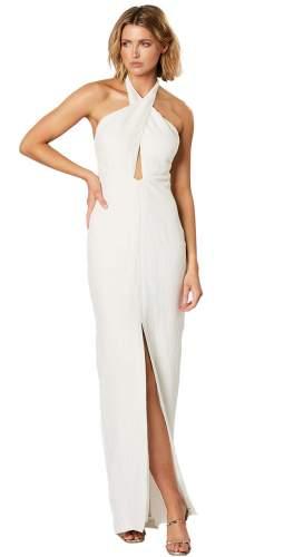 Winona White Drift Maxi Dress