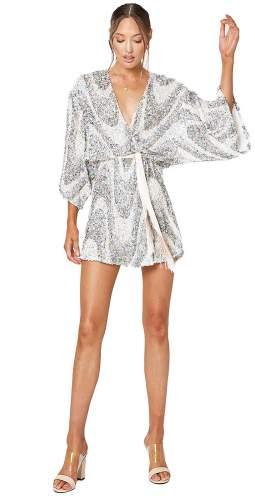 Winona Rhapsody Wrap Dress