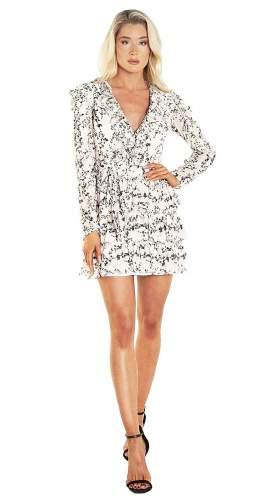 Bardot Alessia Dainty Floral Frill Dress