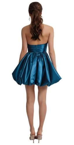 Lexi Teal Matilda Mini Dress