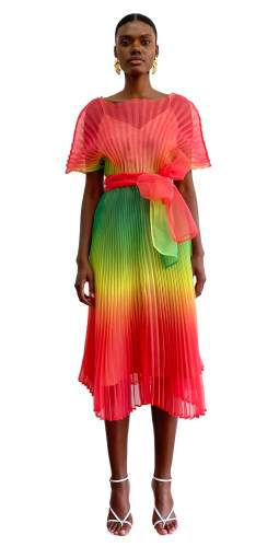Delfi Collective Lee Midi Dress