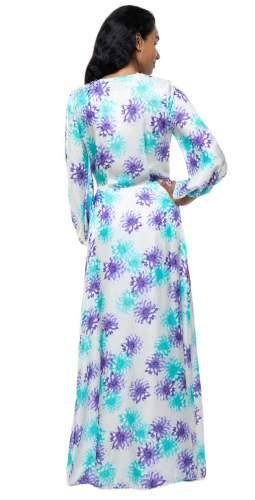 Panambi Floral Corina Maxi Dress