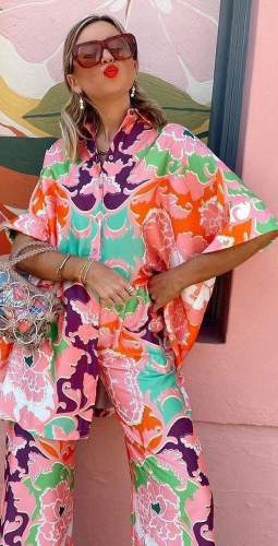Delfi Collective Lala Mini Shirt Dress