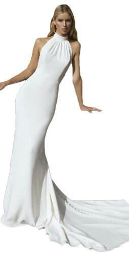 Morgan Davies Bridal Modeca Famous Dress