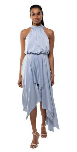 TwoSisters The Label Periwinkle Kat Midi Dress