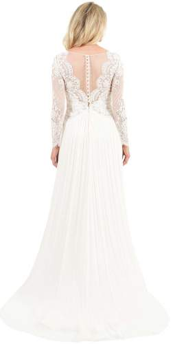 Morgan Davies Bridal Rosa Clara Keilan Dress