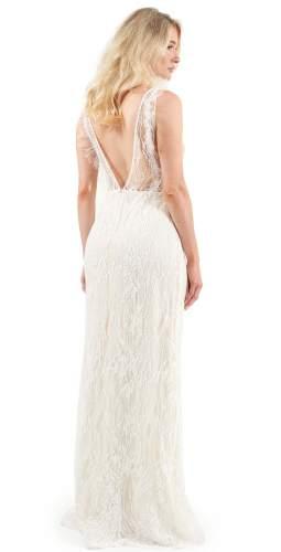 Morgan Davies Bridal Anna Klara Irvette Dress