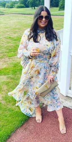 Elliatt Astrid Midi Dress